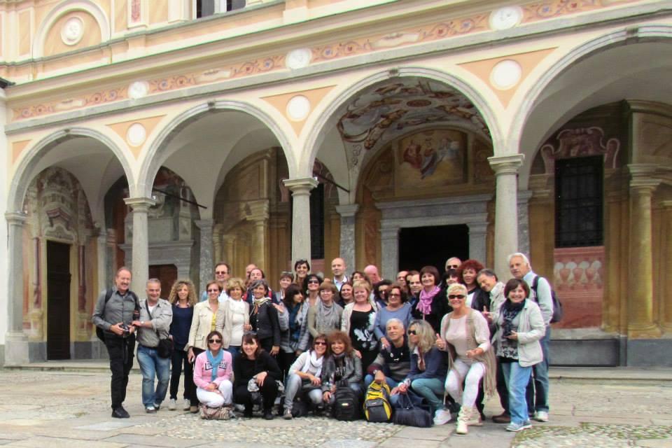 vacanza over 50 gruppo