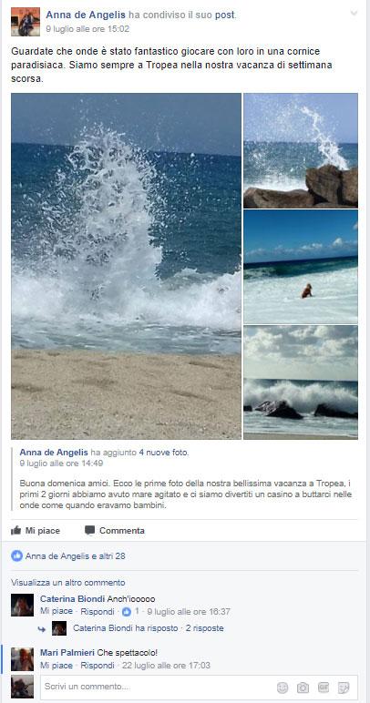 vacanza over 50 in Calabria facebook